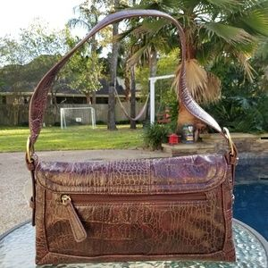 Kate Landry Bags - 💲Sold💲Faux Croc Small Satchel